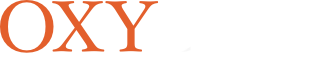 Oxy: Occidental College, Search Section Logo